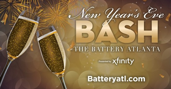 New Years Eve at Battery Atlanta