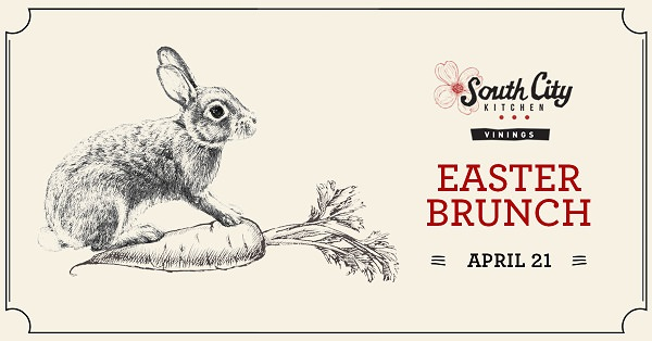 South City Kitchen Vinings Easter Brunch 2019