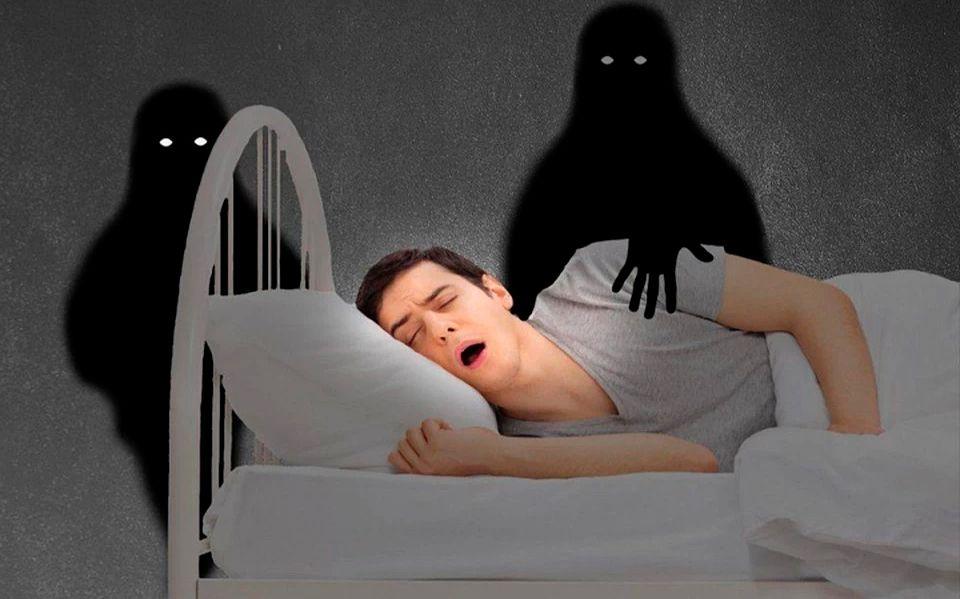 Кошмары во время пандемии