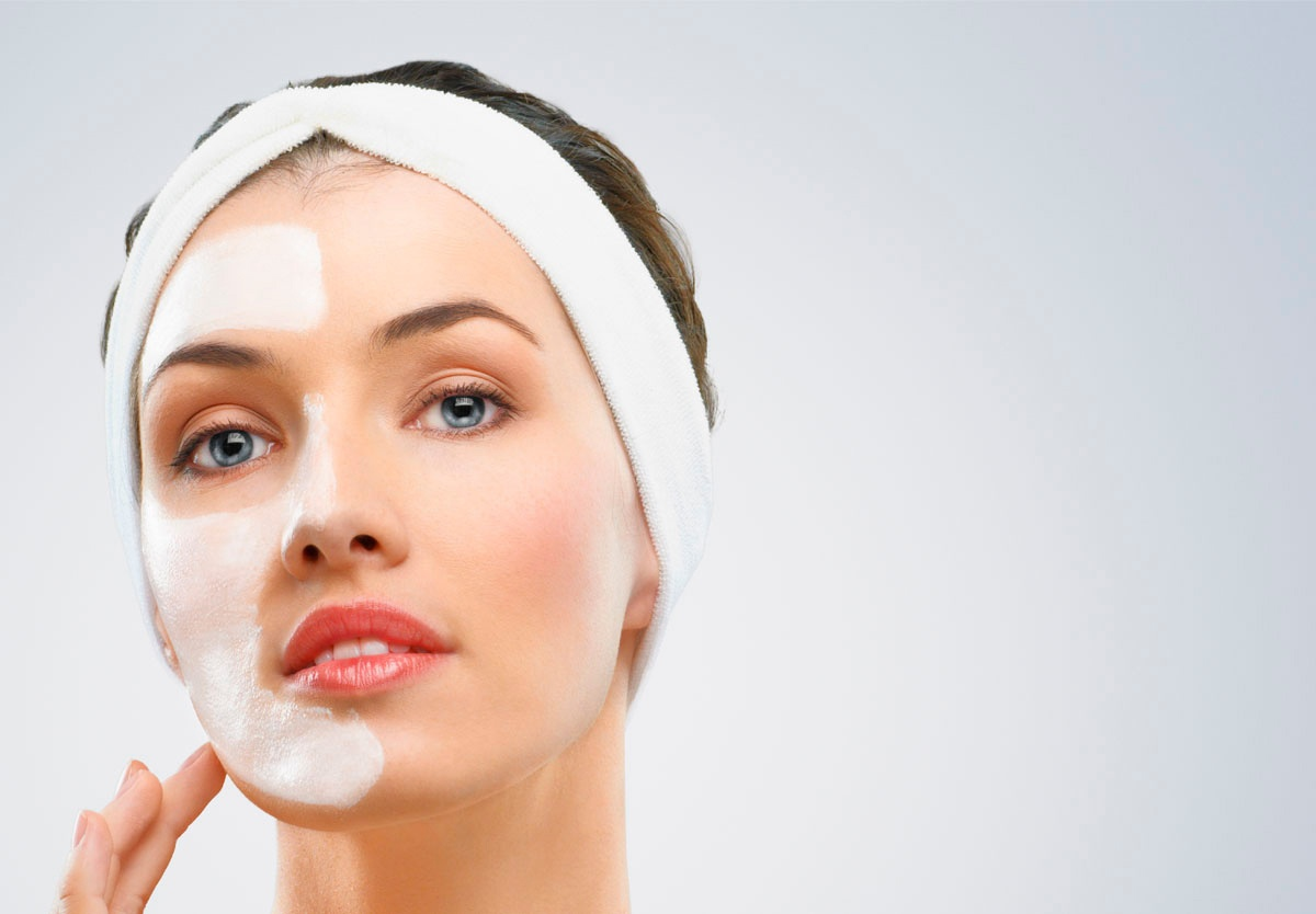 Домашнее увлажнение кожи лица