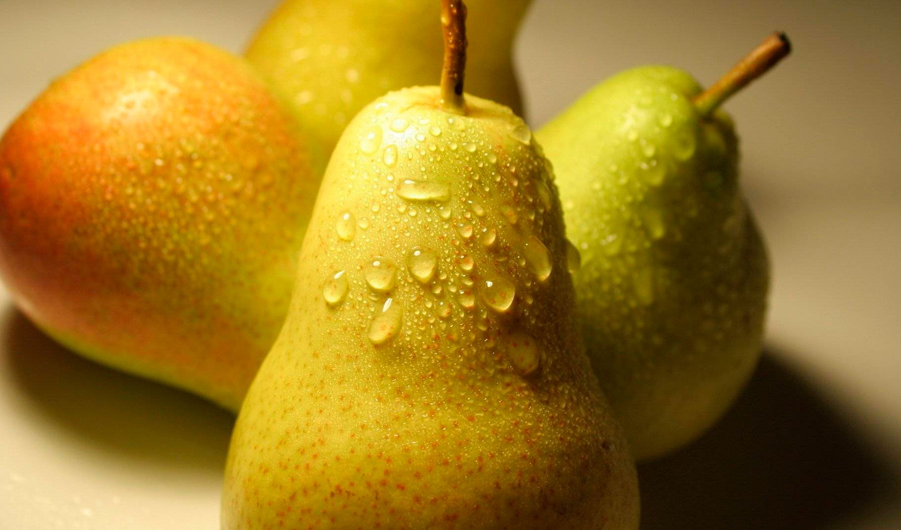 Полезный состав груши для здоровья