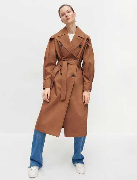 Женские весенние пальто - найдите свою модель