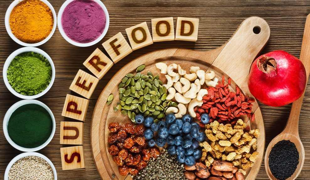 Восемь суперпродуктов! Которые быстро растворяют жир и калории