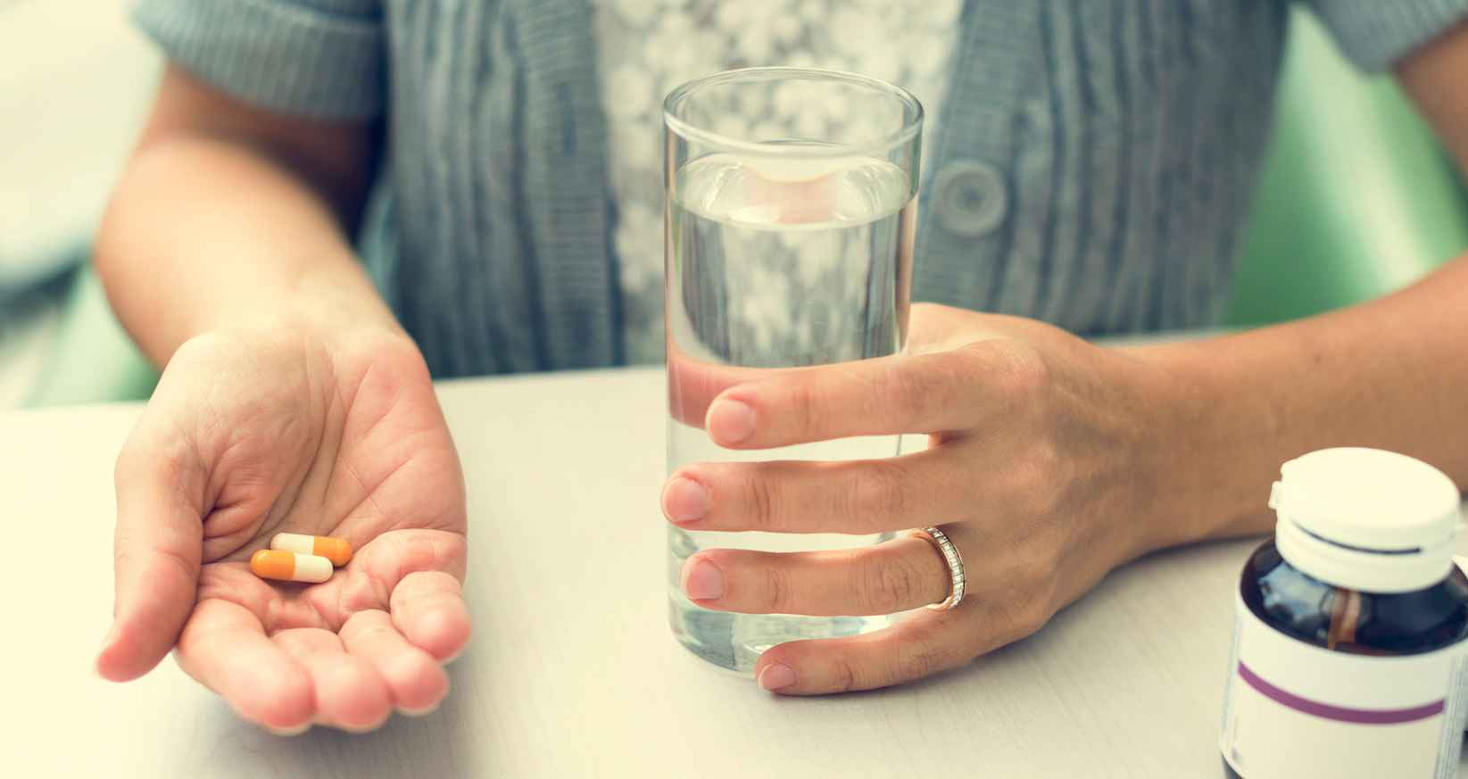 Длительное применение лекарств вызовет привыкание