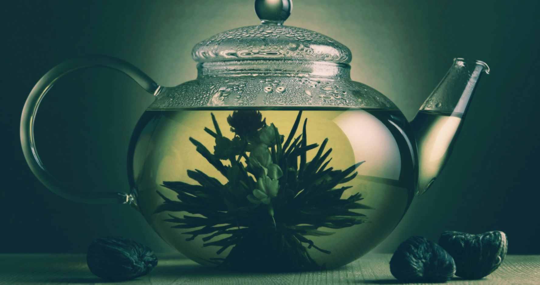 Чай защищает зубы и десны