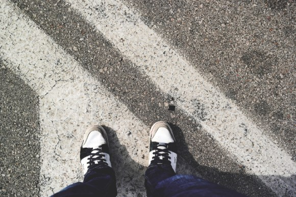 street feet