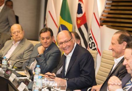 Alckmin: agro é eficiente da porteira para dentro, mas precisa reduzir custos da porteira para fora
