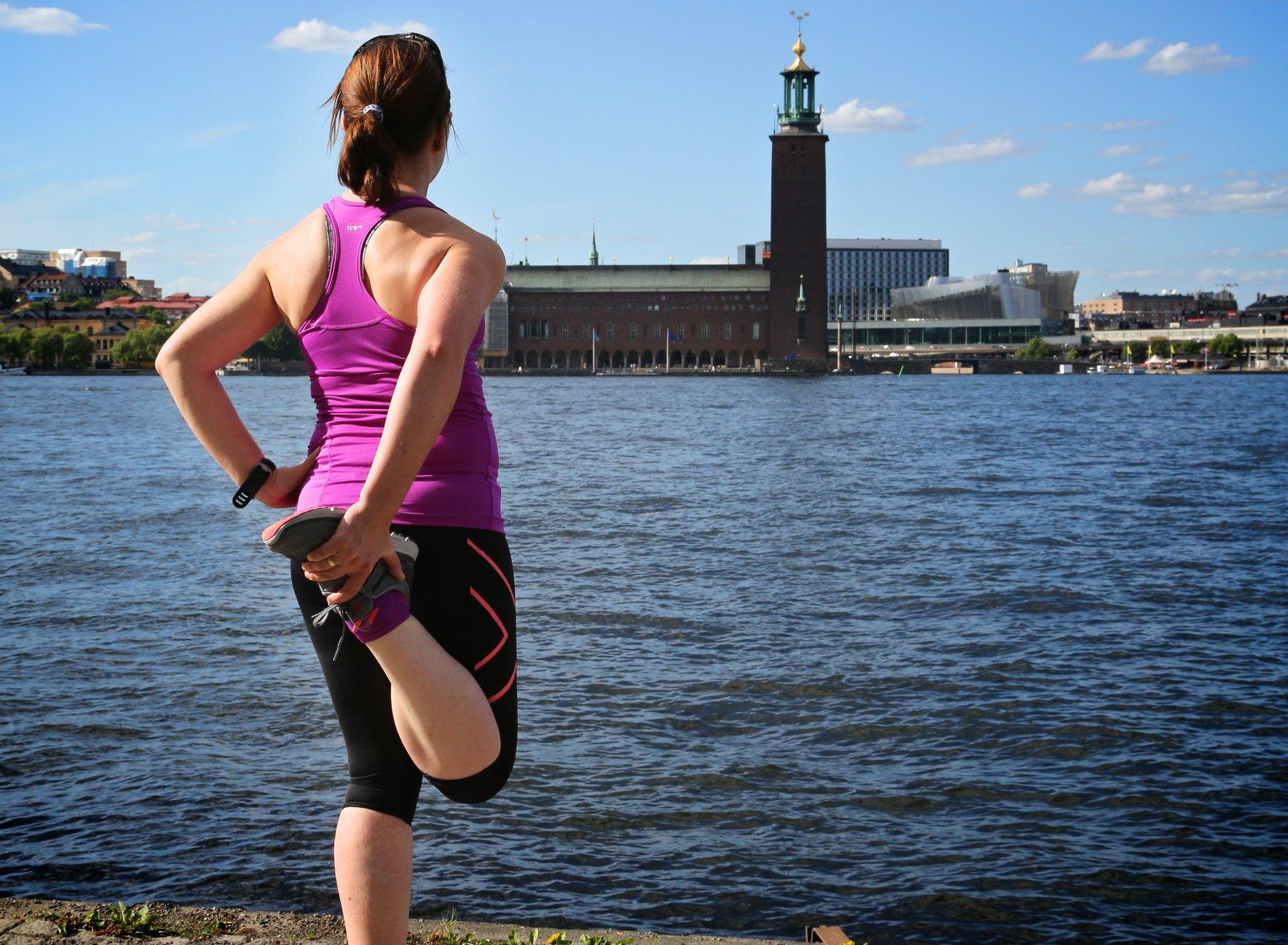 Snabbfoting – idéer blir verklighet med motion