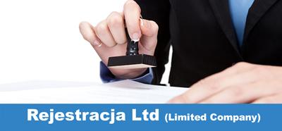Rejestracja Firmy LTD