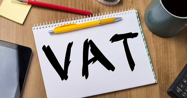 VAT distance selling
