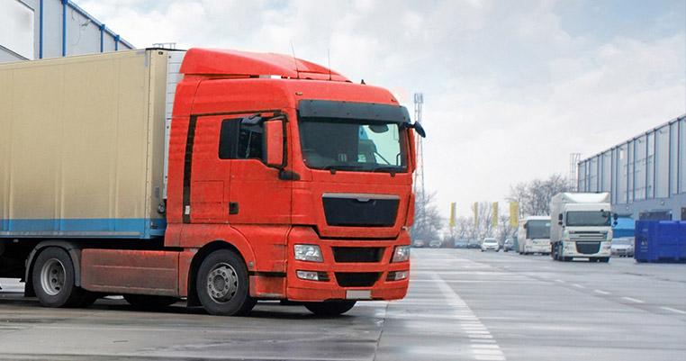 Kierowcy HGV zatrudnieni jako LTD w Wielkiej Brytanii