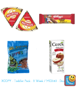 Snack Alot Day 6