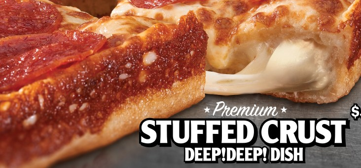 News Little Caesars Stuffed Crust Deep Dish