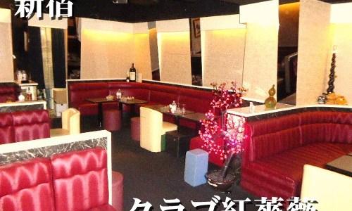 クラブ紅薔薇~ベニバラ~(新宿)歌舞伎町で10年以上!ご新規さん限定なお得キャンペーン実施中!