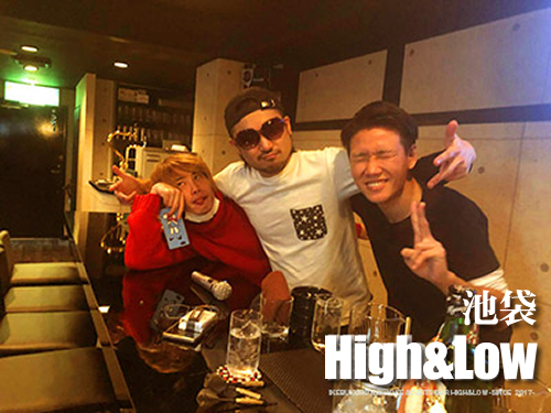 Bar High&Low(西池袋)