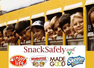 SnackSafely.com School Sample and Offer Program