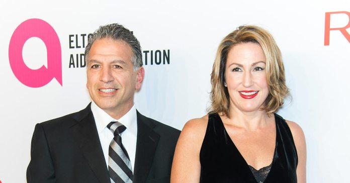 Mylan Chairman Robert Coury and CEO Heather Bresch