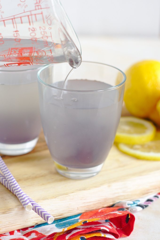 Lavender Mocktail