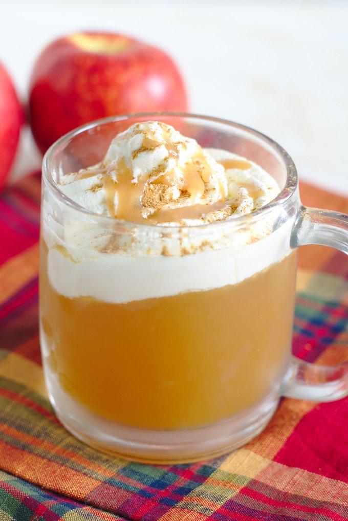 Caramel Apple Spice (Starbucks Copycat)