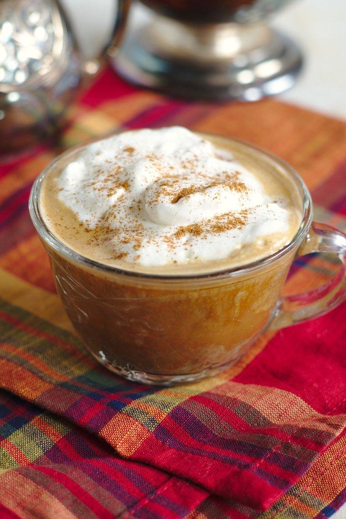 Starbucks Copycat Pumpkin Spice Latte