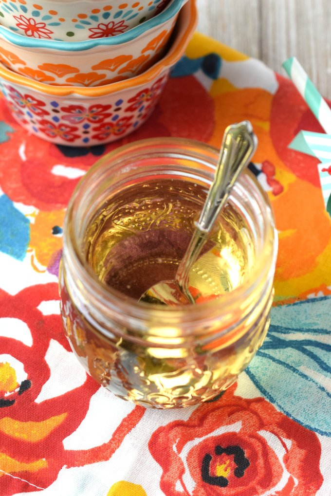 Vanilla Syrup Recipe