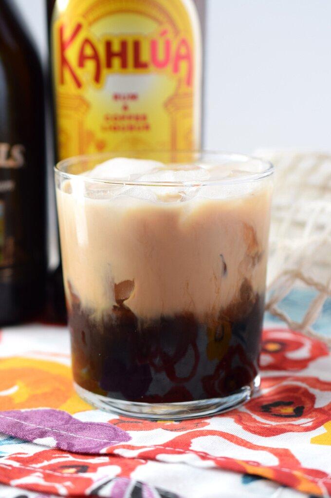 Mudslide Cocktail