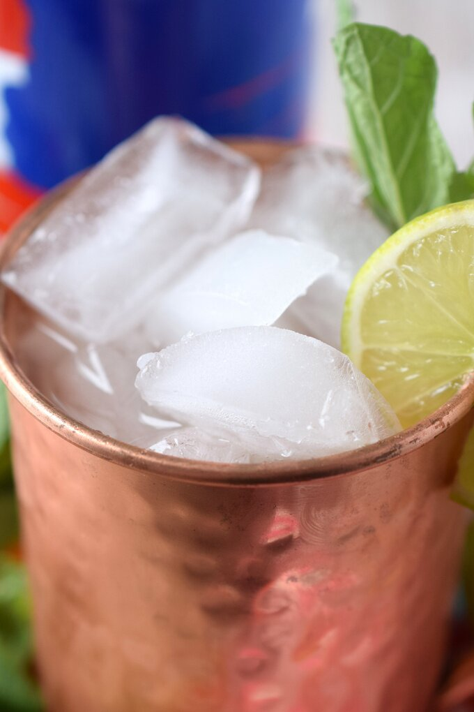Easy Moscow Mule