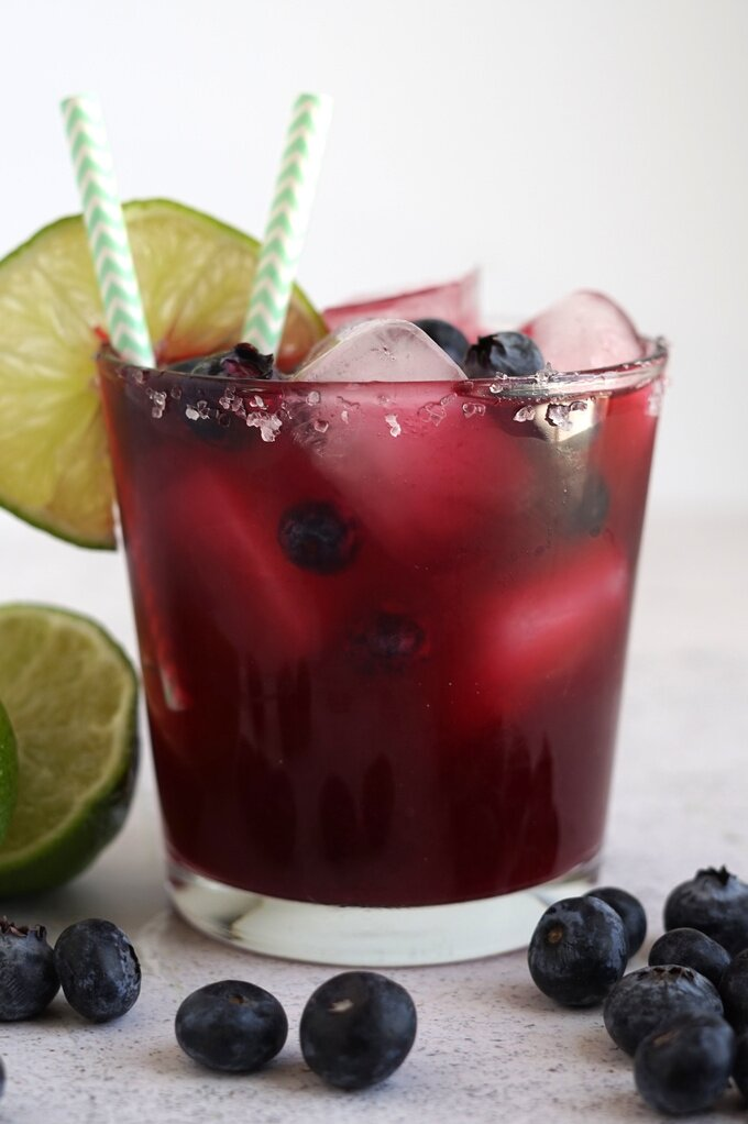 Blueberry Margarita Recipe
