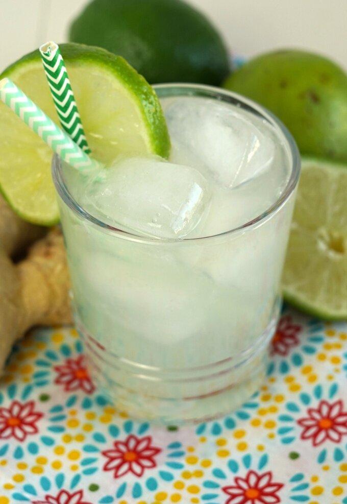Ginger Limeade