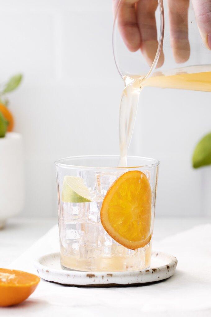 Homemade Screwdriver Cocktail