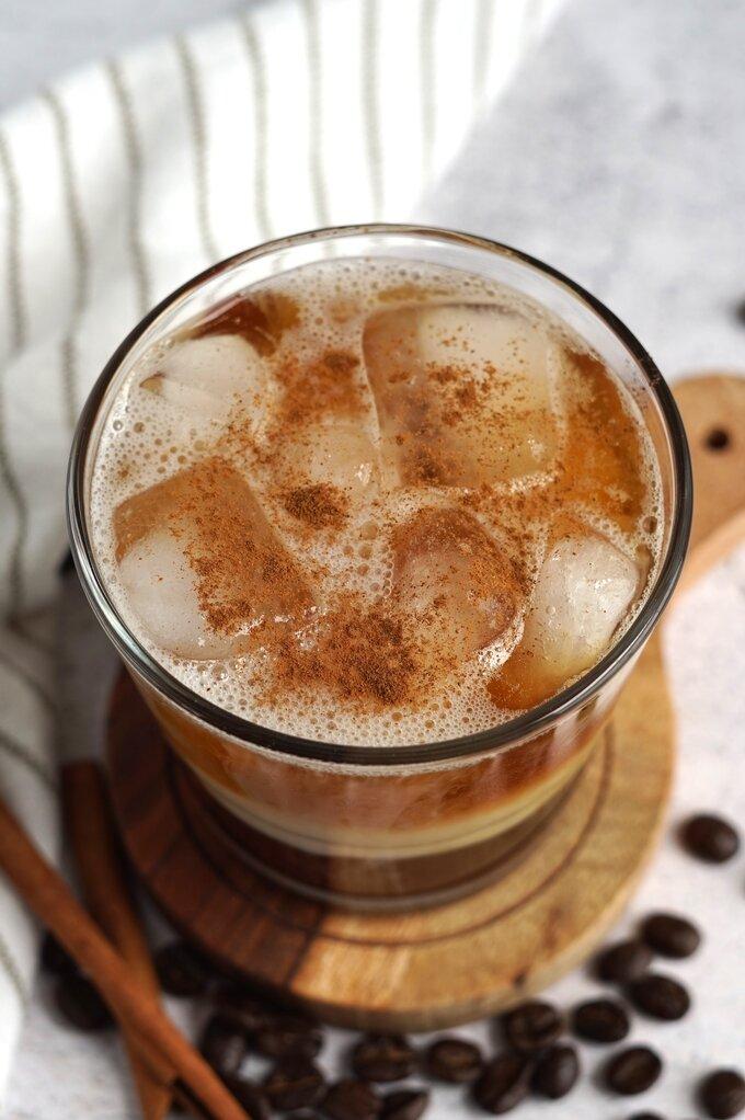 Shaken Espresso Recipe