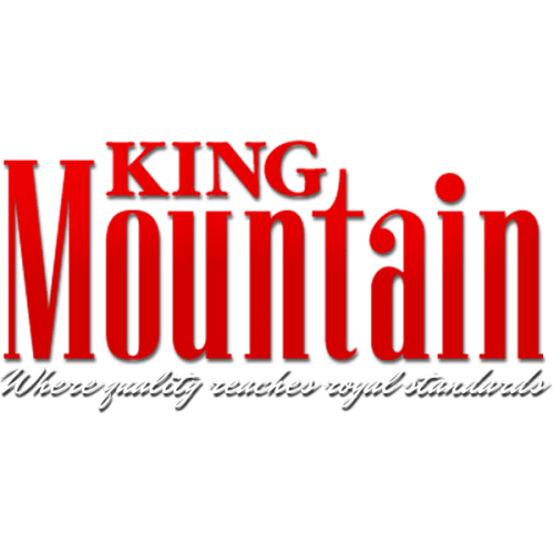 King Mountain Red 100 Box