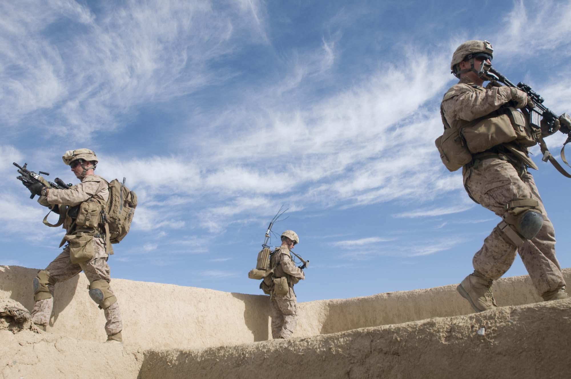 Marines Afghanistan 2