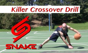 Killer Crossover Dribbling Drill Tutorial