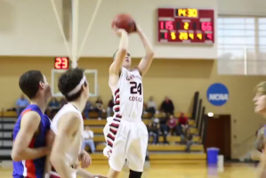 Jack Taylor of Grinnell College Scores 109 Points