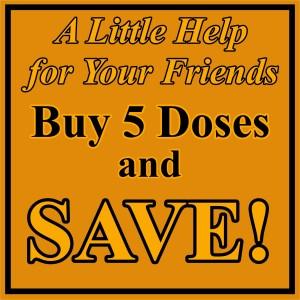 Buy Five and Save BIG