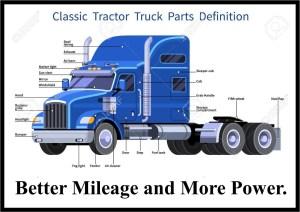 Snake Oil makes Trucks run better.