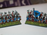 Warmaster Empire Infantry