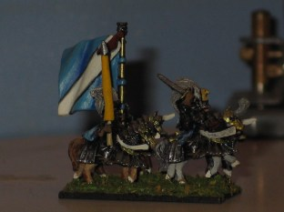Warmaster Empire Cavalry Command