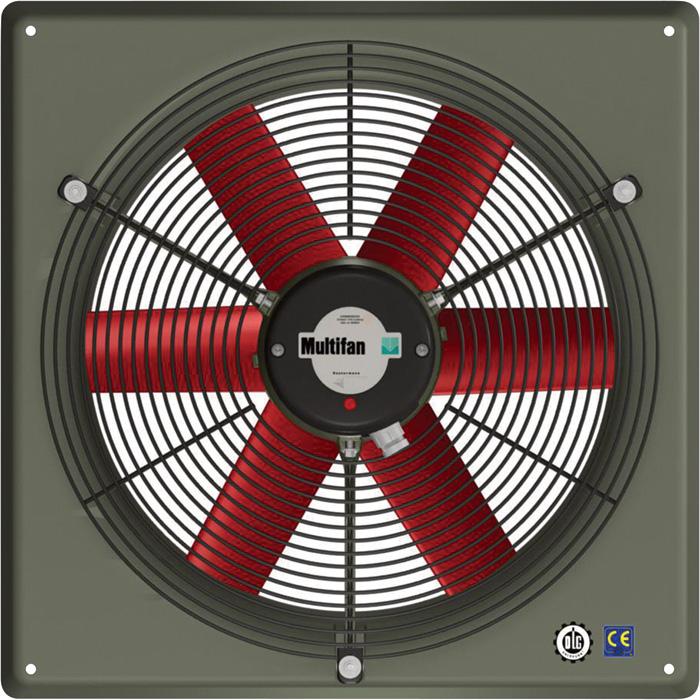 12 inch multifan panel fan 120v snap