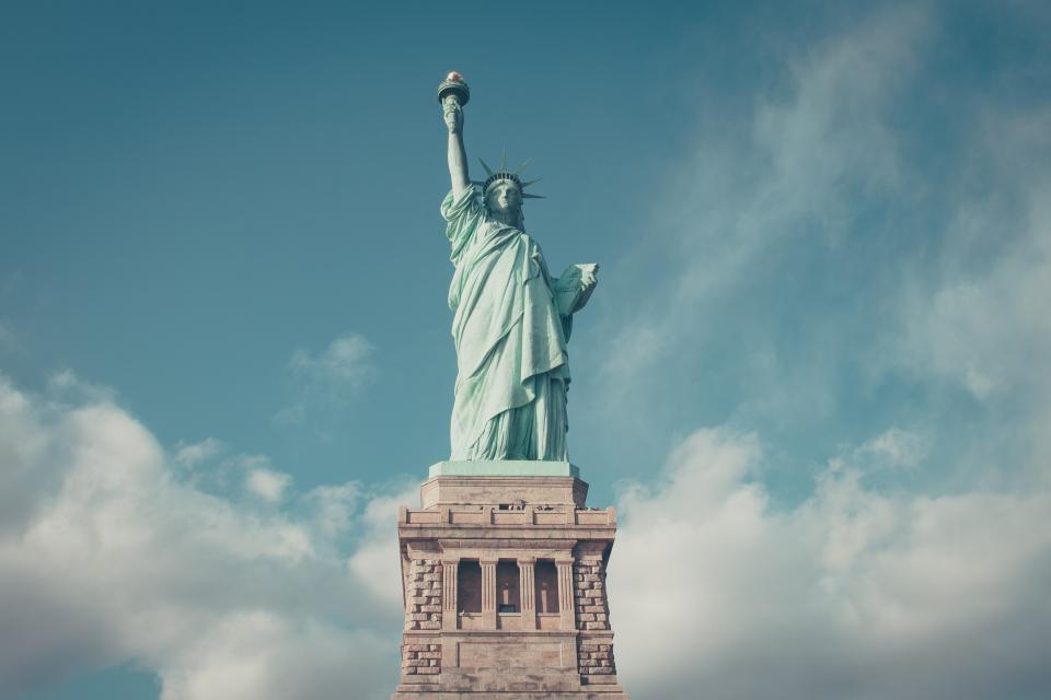 The Statue of Liberty by: Anthony Delanoix
