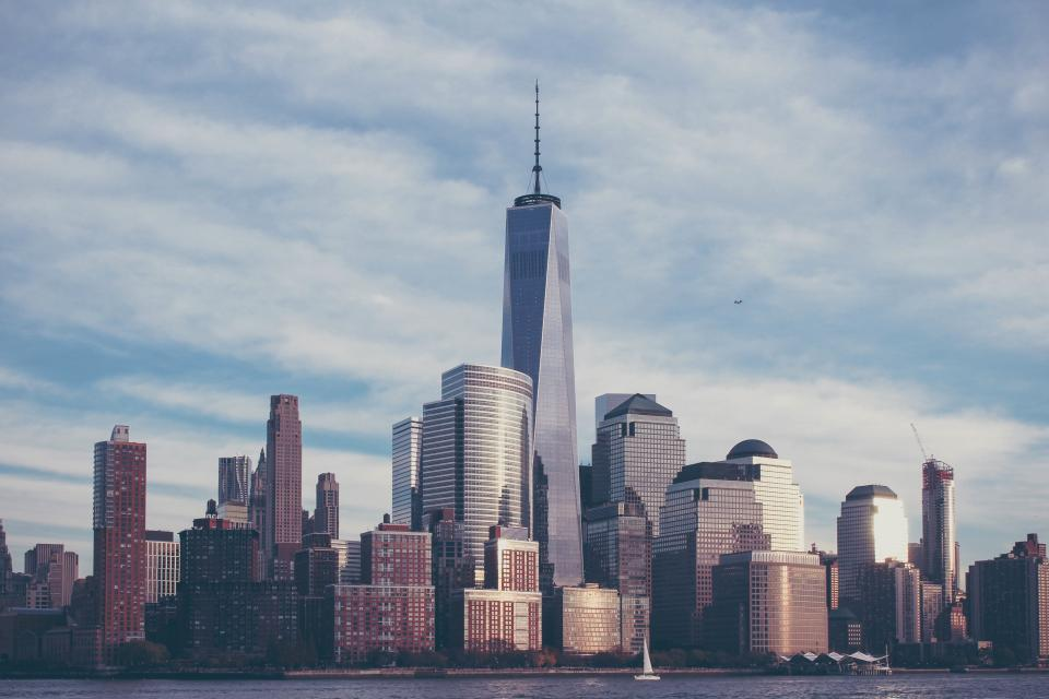 New York City Skyline: Lucas Franco