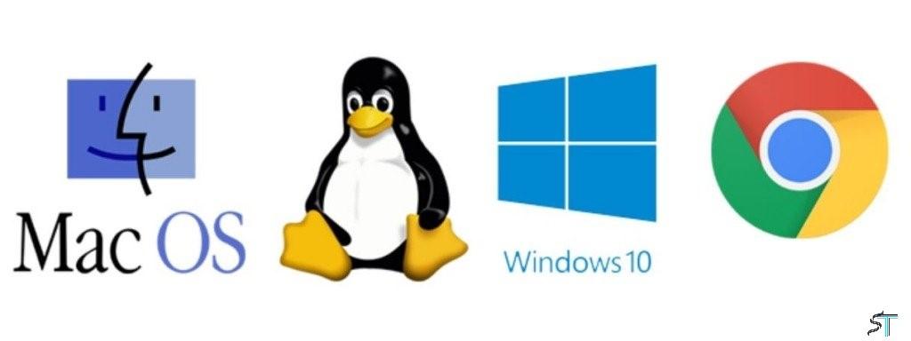 نظام التشغيل ماهو وماهي انواعة | Windows 10 vs Mac OS vs Linux vs ...