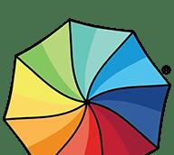 Twirling Umbrellas Web Design Agency Logo