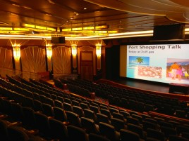 Buena Vista Theater - You can watch first-run movies here!