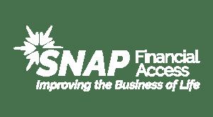 SNAP Financial Access logo