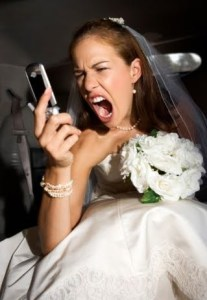 Don't let a Michigan Photo Booth company or DJ make you an angry bride.