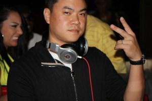 DJ C4 focused at Hamilton Room - Birmingham, Michigan