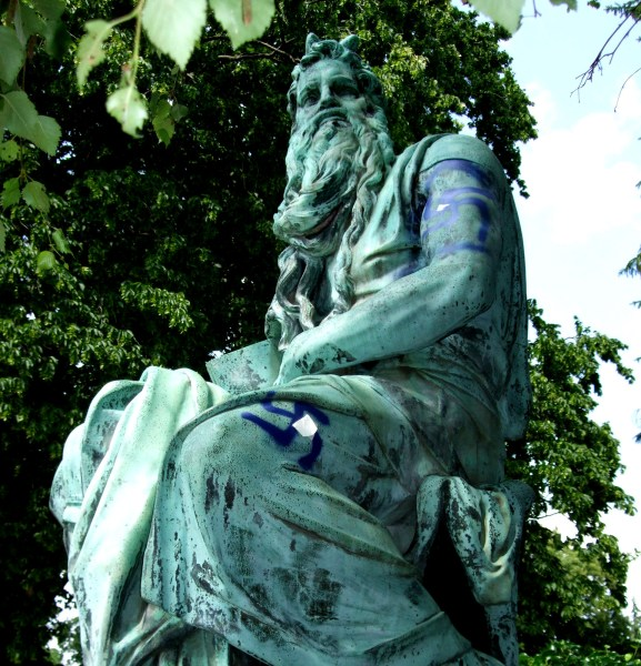 Moses on hans Tavsens Plads