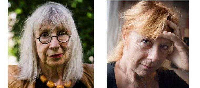 Suzanne Osten och Margareta Garpe